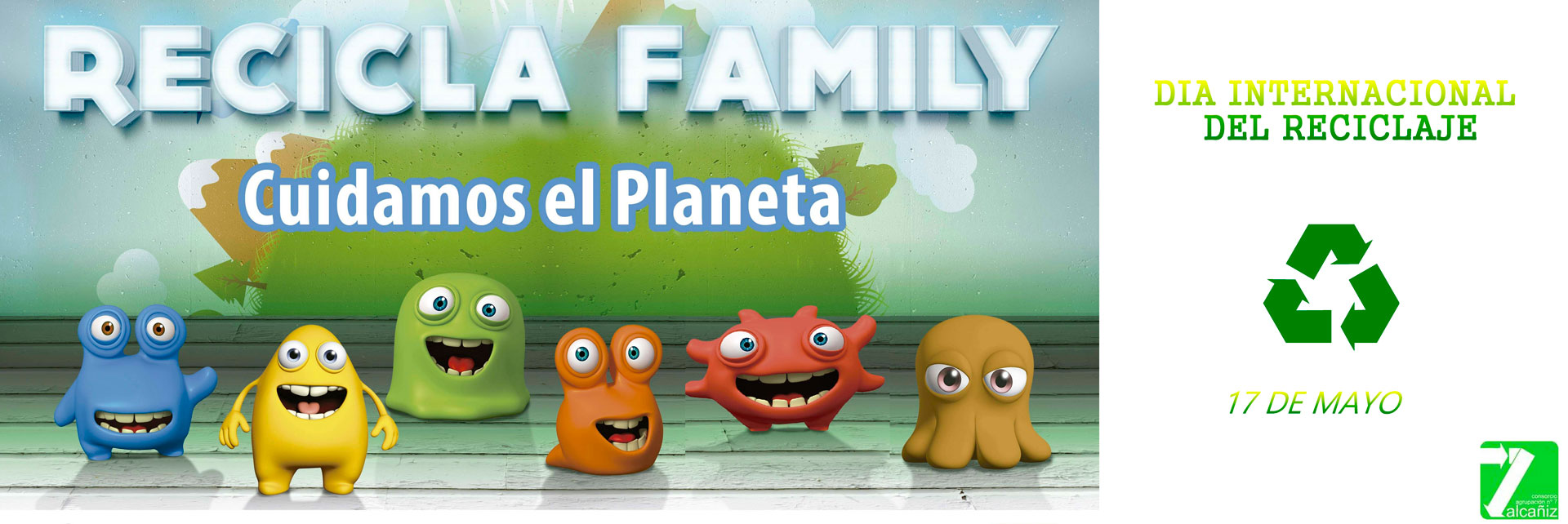 Recicla Family baja